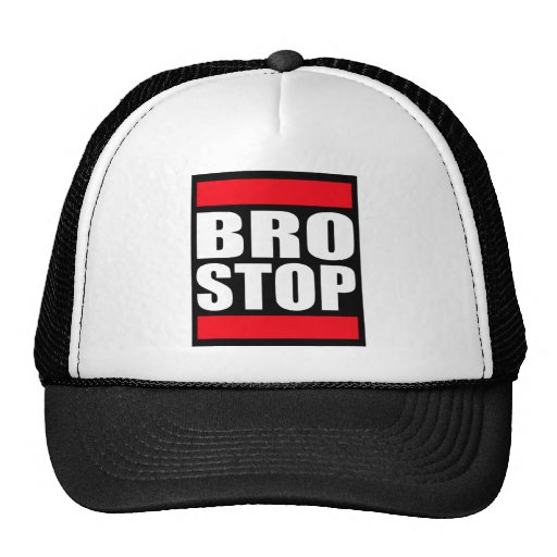 Funny BROSTOP Anti Brostep Dubstep Cap