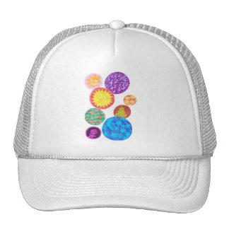 funny bubbles trucker hat