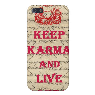 Funny Buddha saying iPhone 5 Cover