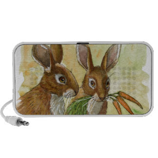 funny bunnies-little gift for you by schukina 529 speaker