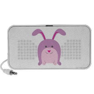 Funny Bunny Portable Speaker