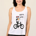 Funny Burn Fat Not Oil Quotes Typography Tank Top