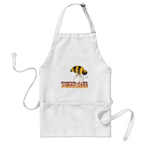 Funny Buzz Kill Bee Apron