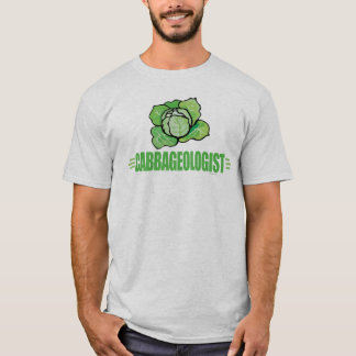 Funny Cabbage Lover T-Shirt