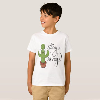 Funny Cactus Stay Sharp Shirt