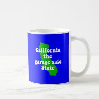 Funny California Coffee Mugs