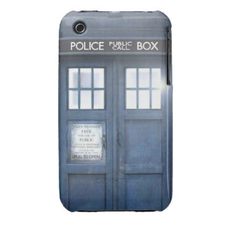 Funny Call box iphone 3 barely there case