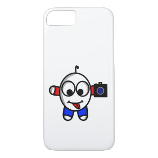 funny camera dude iPhone 8/7 case