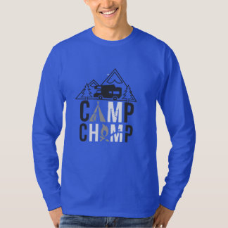 Funny Camp T-Shirt
