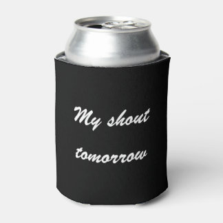Funny can cooler