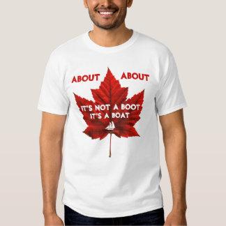 Funny Canada T-Shirt Canada Souvenir Shirts