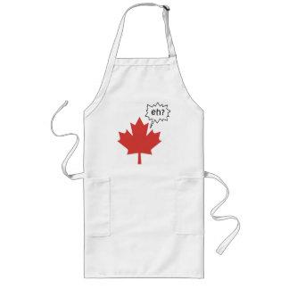 Funny Canadian Long Apron