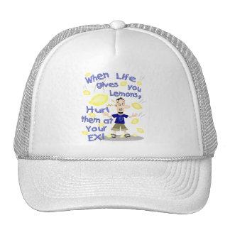 Funny Cartoon Cap
