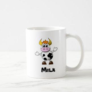 Funny Cartoon Cow Mugs