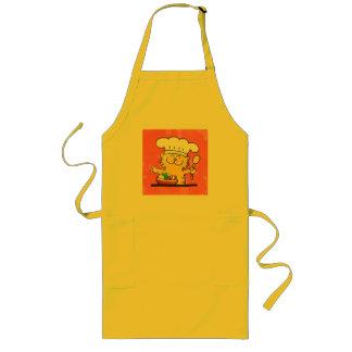 Funny Cartoon | Funny Kitty Chef Apron