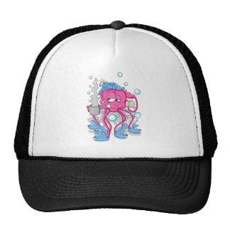 Funny Cartoon Octopus Hats
