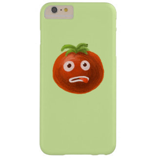 Funny Cartoon Tomato Barely There iPhone 6 Plus Case