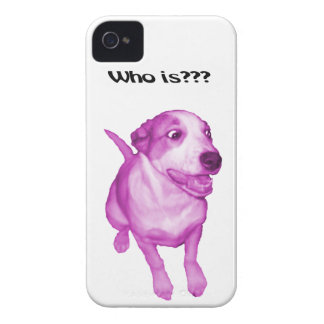 Funny Case, Funny dog iPhone 4 Case