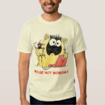 Funny Cat and Mouse T Shirt