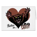 Funny Cat BBQ