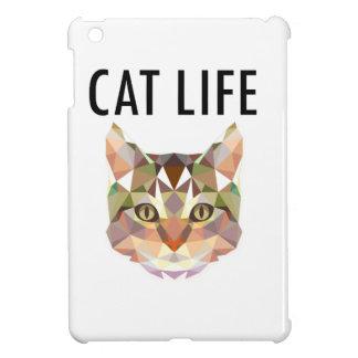 Funny Cat Life Design iPad Mini Cover