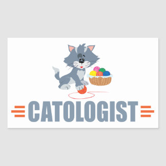 Funny Cat Lover Stickers