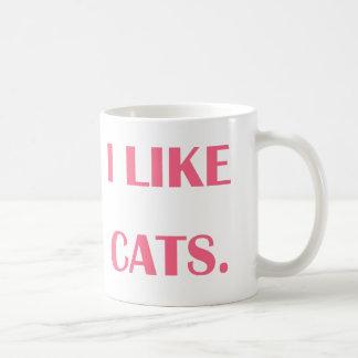 Funny Cat Mug Funny Crazy Cat Lady I Like Cats