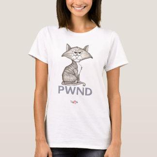 Funny Cat PWND Women's Tee