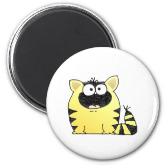 Funny Cat Surprise Magnets