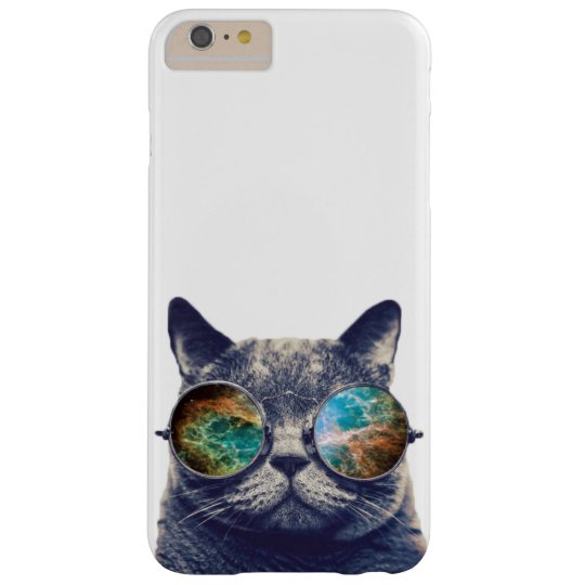 Funny Cat With Glasses Barely There iPhone 6