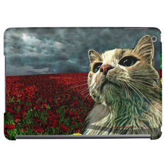 "Funny Cat ""Wizard of Oz"" Baum Fantasy iPad Case"