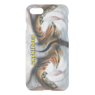 Funny Catnipped Cats iPhone 7 Case