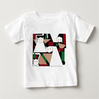 Funny cats infant T-Shirt