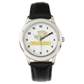 Funny Cheese Watches