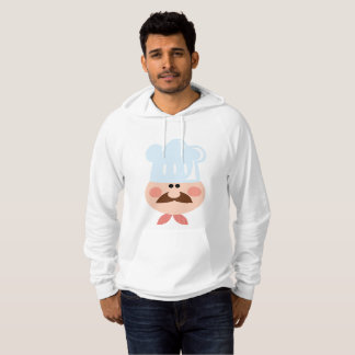 Funny Chef Mens Hoodie