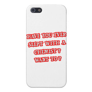 Funny Chemist Pick-Up Line iPhone 5/5S Covers