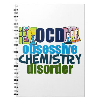 Funny Chemistry Notebook