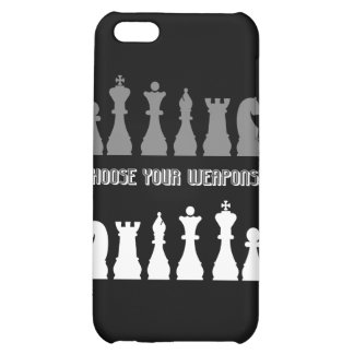 funny chess iPhone 5C cases