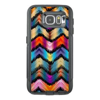 Funny Chevron Pattern OtterBox Samsung Galaxy S6 Case