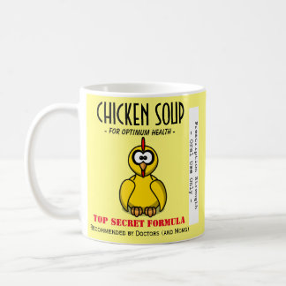 Funny Chicken Soup Mug