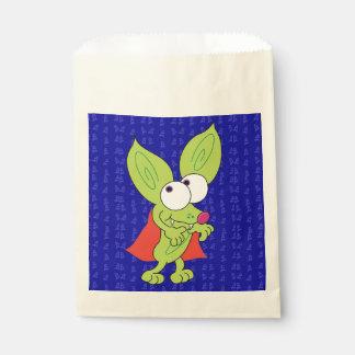 Funny Chico Chihuahua halloween  drakula party bag