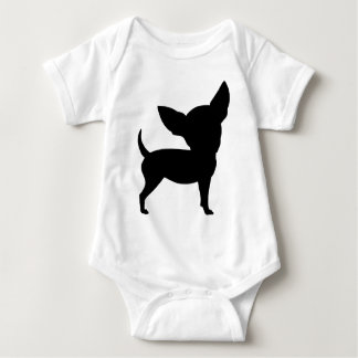 Funny Chihuahua Baby Bodysuit