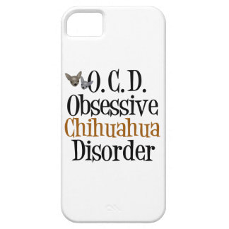Funny Chihuahua Barely There iPhone 5 Case