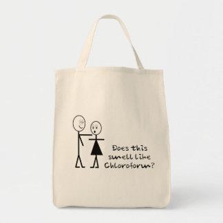 Funny Chloroform Bag