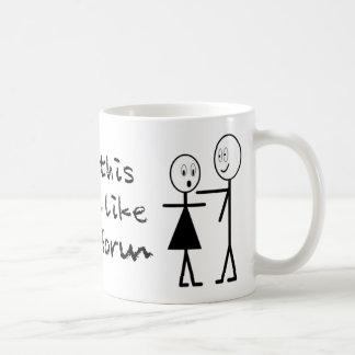 Funny Chloroform Mug