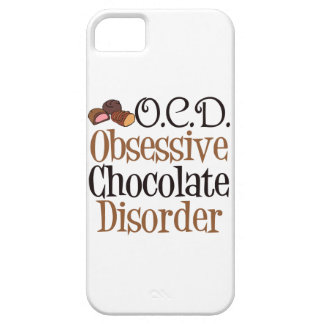 Funny Chocolate iPhone 5 Cover
