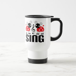 Funny Choir Singer Music Mug