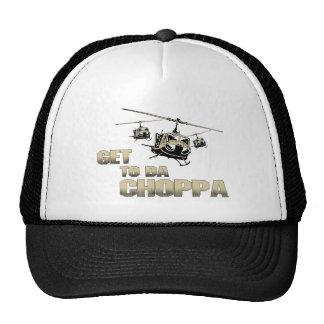 Funny Choppa Mesh Hat