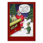 Funny Christmas Cards: Jingle What?