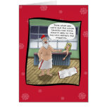 Funny Christmas Cards: Naughty and Nice Rules